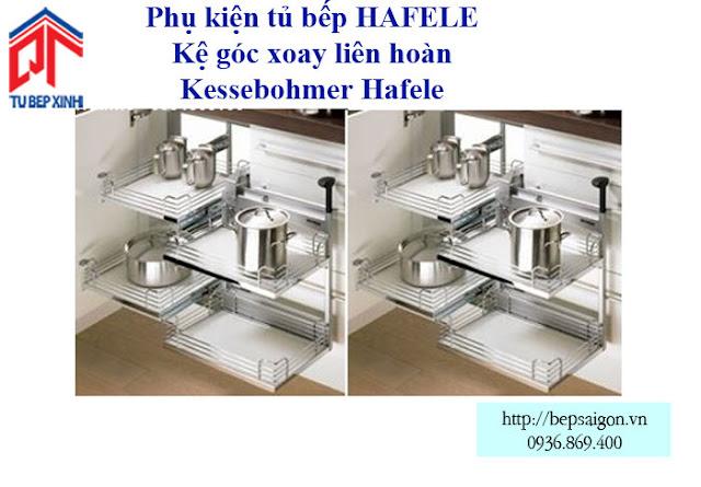 Kinh nghiệm chọn phụ kiện tủ bếp chất lượng, hiệu quả và giá cả phải chăng