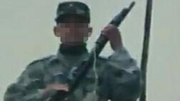 Emeterio Cruz cumplió su servicio militar y se fue a trabajar a Oruro con su tío. Cuando volvió a su comunidad fue acusado de robar una computadora del colegio Uyuni y fue ajusticiado / ARCHIVOS