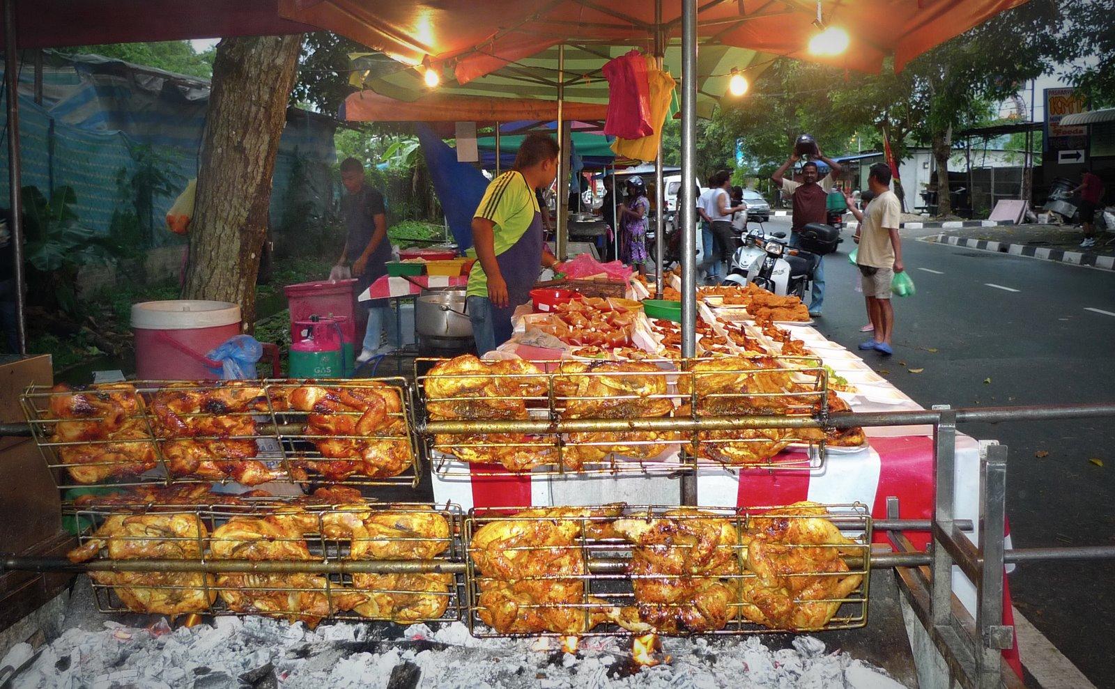 Batu Feringghi Night Market In Penang Shopping In Penang