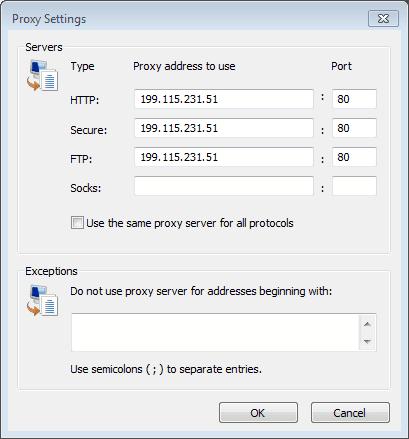 Best free proxy server windows 7