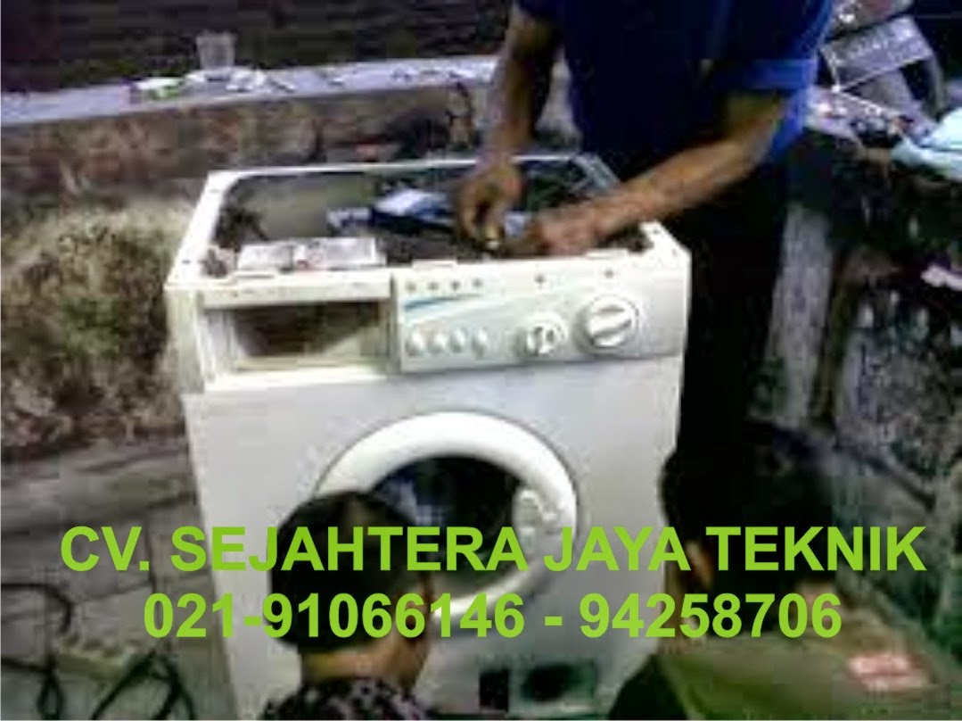 SERVICE MESIN CUCI JAKARTA BARAT