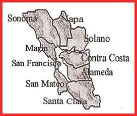 Chinese, Sonoma, Napa, Solano, Marin, San Mateo, Contra Costa, San Francisco, Alameda, Santa Clara