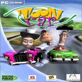 Toon Car Game Free Download For PC