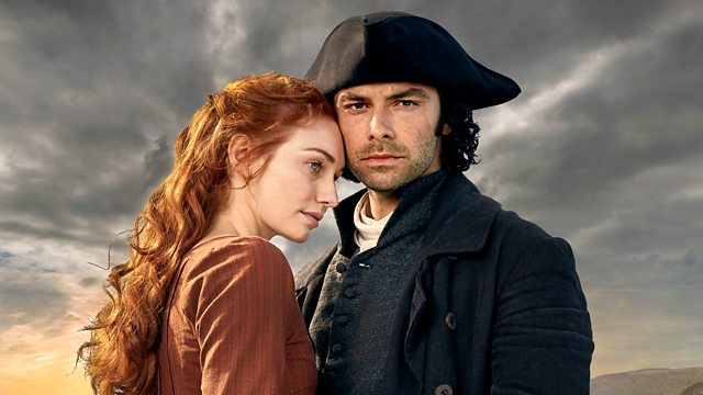 TRIC Awards2018, Poldark, Aidan Turner, Eleanor Tomlinson, Nominations