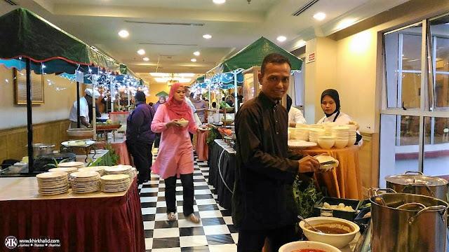 Ramadan Buffet De Palma Shah Alam,