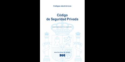 Recopilación (código) normativa de seguridad privada
