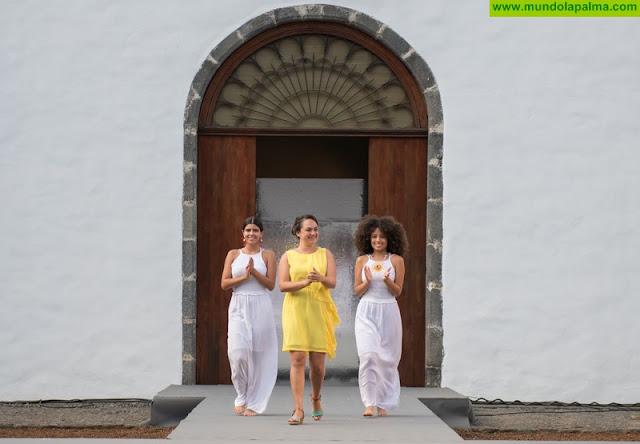 La colección 'CLOTILDE' de Gabriela Rosé gana el Certamen Promesas de La Moda de La Palma