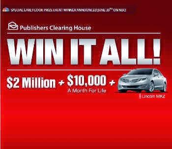 win cash million dollar