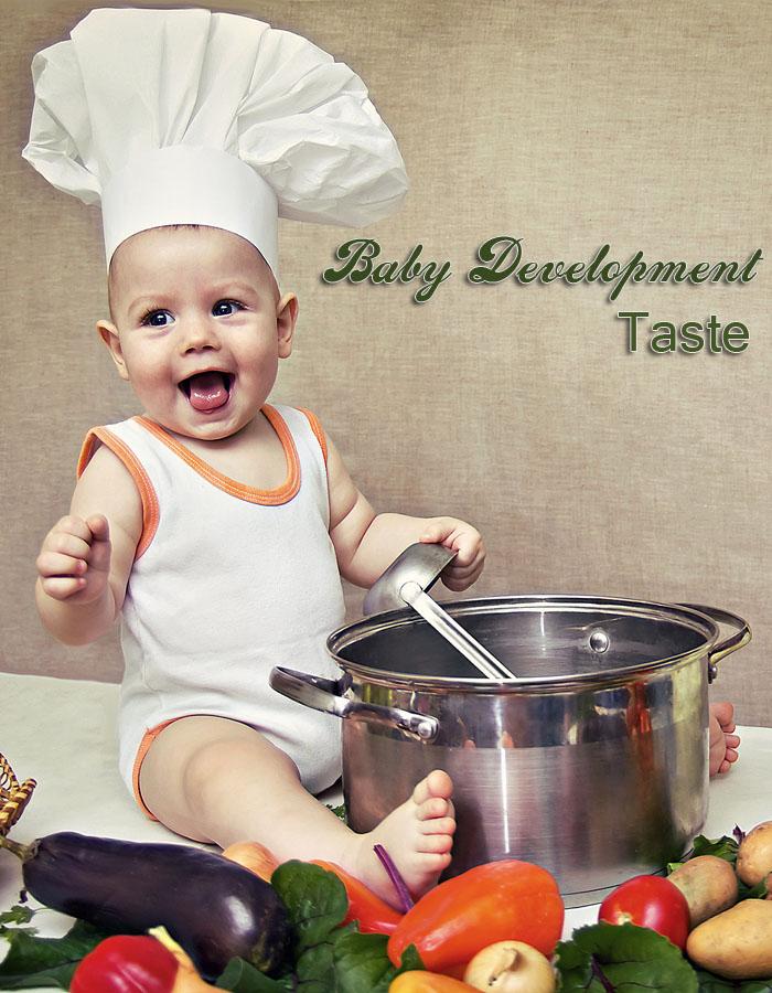 Baby Development - Taste