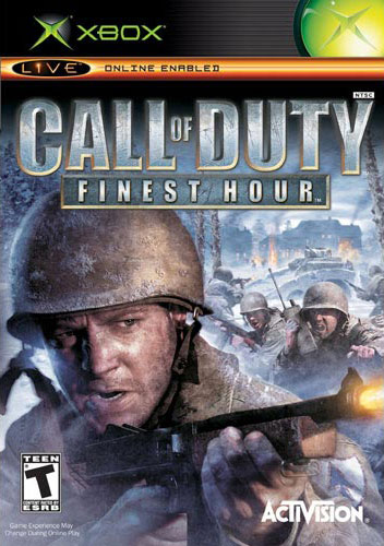 Call of Duty: Finest Hour (JTAG/RGH) Xbox 360 Torrent