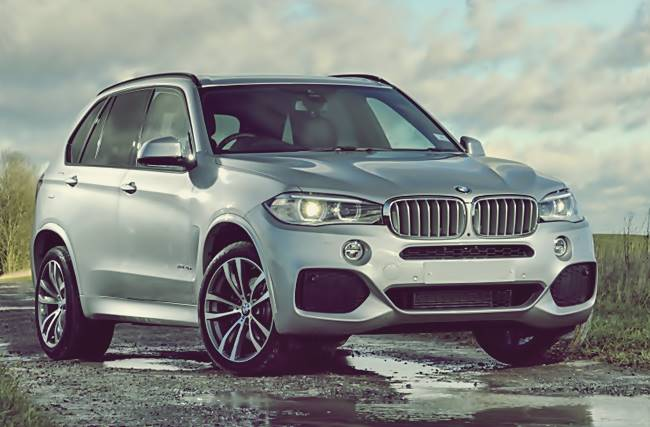 2016 BMW X5 xDrive40e Plug-In Hybrid