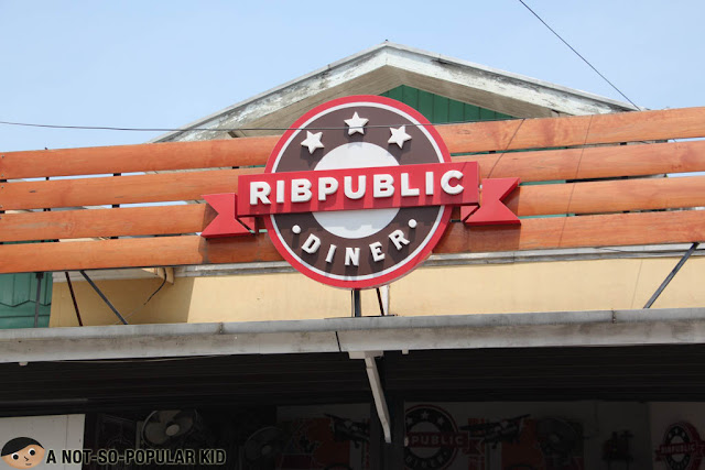 Ribpublic Diner in Cebu City