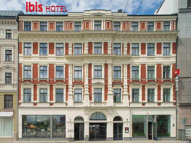 מלון איביס ריגה
