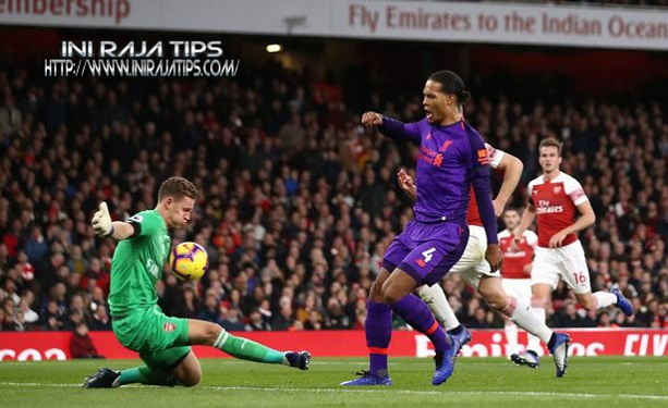 Rekor Buruk Arsenal Ketika Bertandang Ke Anfield