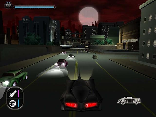 تحميل لعبة Batman  vengeance برابط واحد وبحجم خفيف
