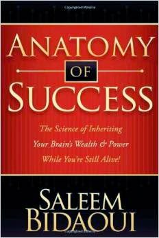 Anatomy of Success by Saleem Bidaoui
