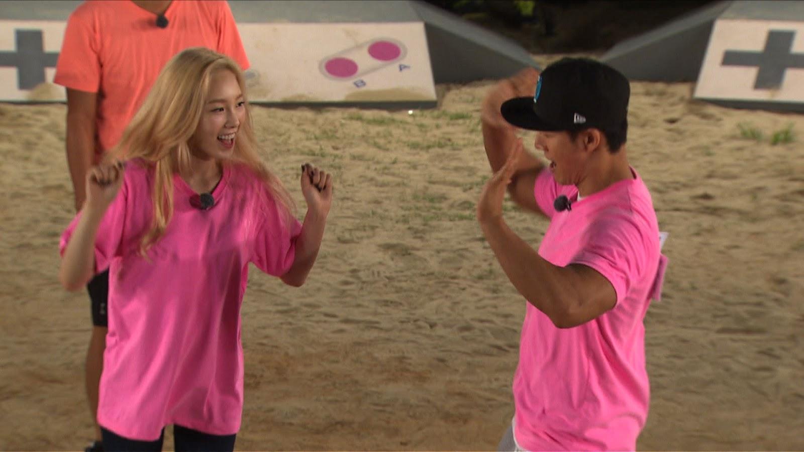 SNSD Overload: Girls' Generation's on Running Man, Guerilla Date