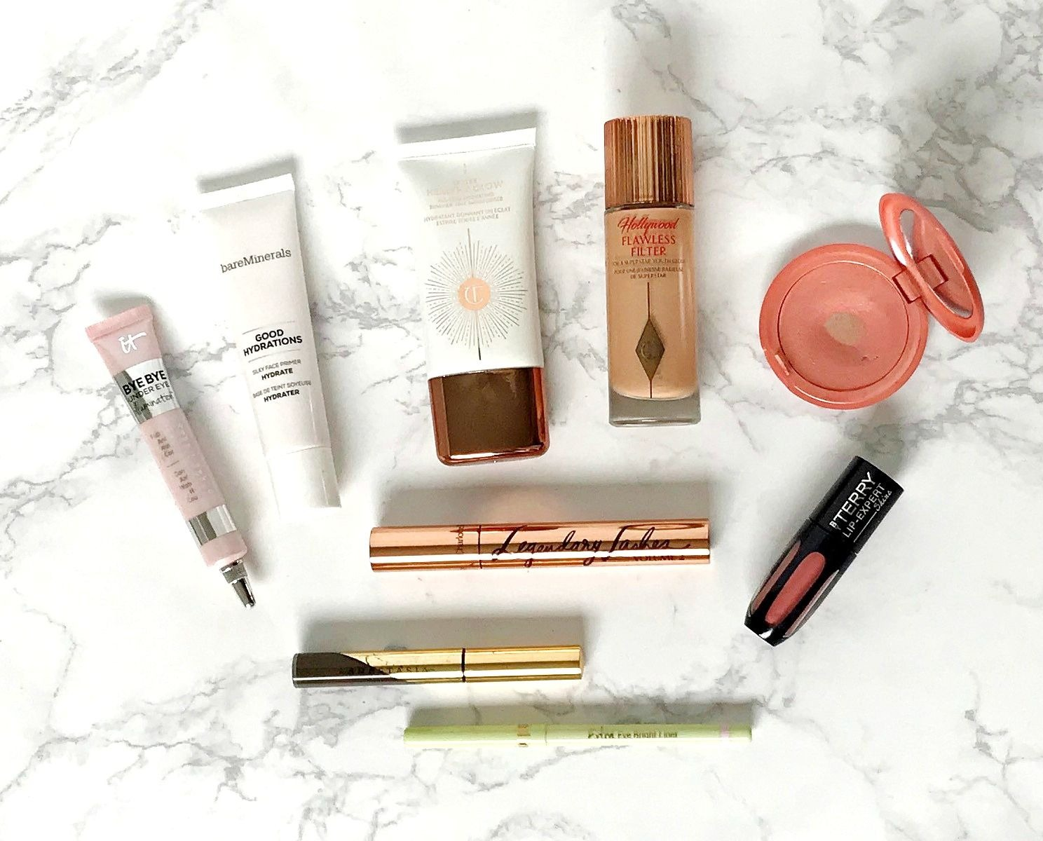 Makeup for fatigued days, Makeup for days when you look like you haven't slept in weeks!