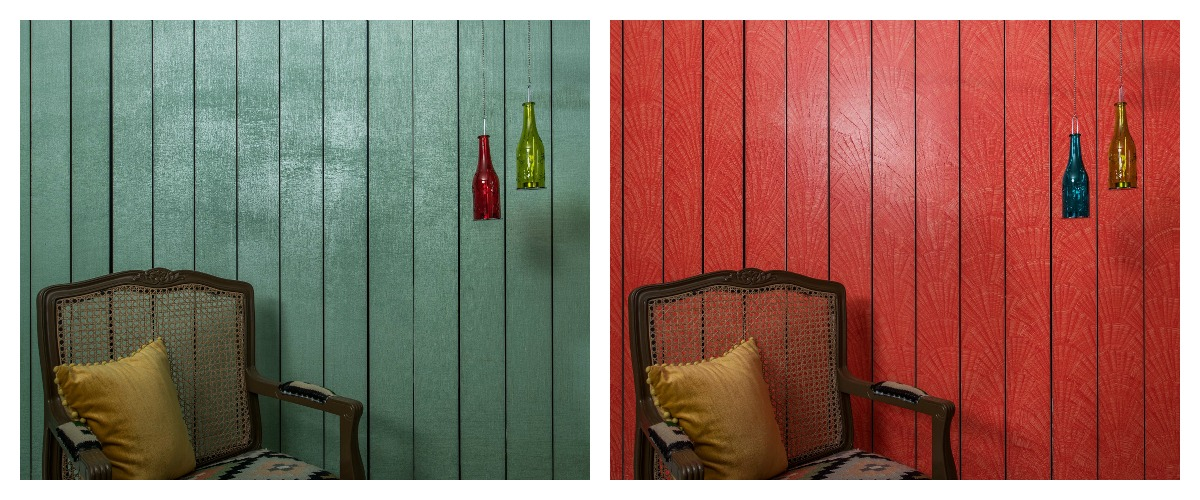 Design Ideas With Asian Paints Color On Wood  Gingersnaps-7727