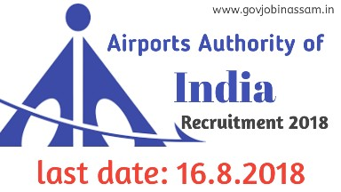 Airports Authority of India Recruitment Maneger and Junior Executive