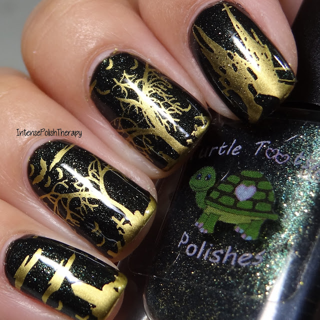 Turtle Tootsie Polishes - Fright Night