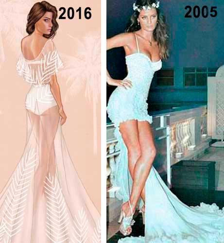 Isabeli Fontana vestido de noiva, casamentos