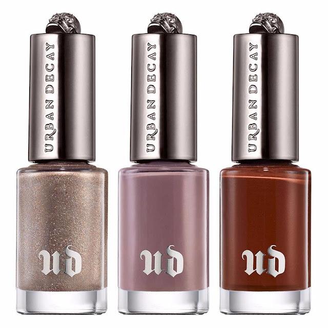 Naked Nail Color - vernis Urban Decay - Blog beauté Les Mousquetettes