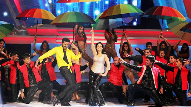 IIFA Awards 2013 : Sridevi & Prabhudeva's performance