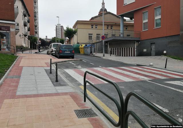 calles Magallanes y La Calzada