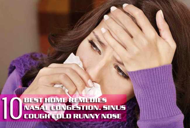 Congestion Throat Nose 31