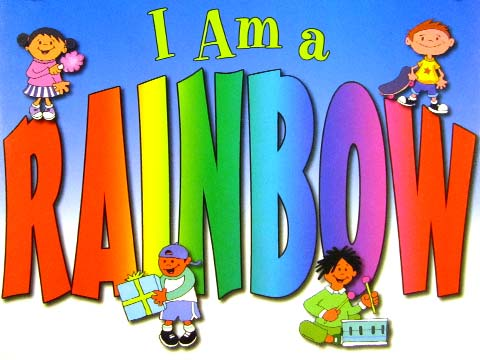 Dolly Parton's Children's Book - I Am A Rainbow