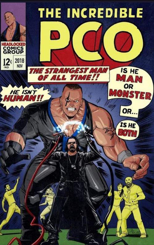 Bande Dessinée PCO (Pierre Carl Ouellet) Comic