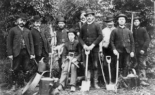 gardening, victorians