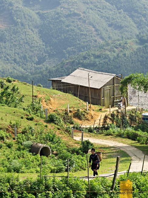 Small Village Sapa Vietnam
