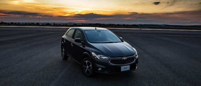 GM lidera vendas pelo segundo ano consecutivo no Brasil