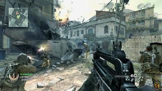 لعبة Call of Duty 4 Modern Warfare