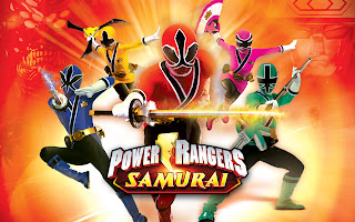 Power Rangers Samurai Wallpaper