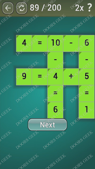 Math Games [Beginner] Level 90 answers, cheats, solution, walkthrough for android