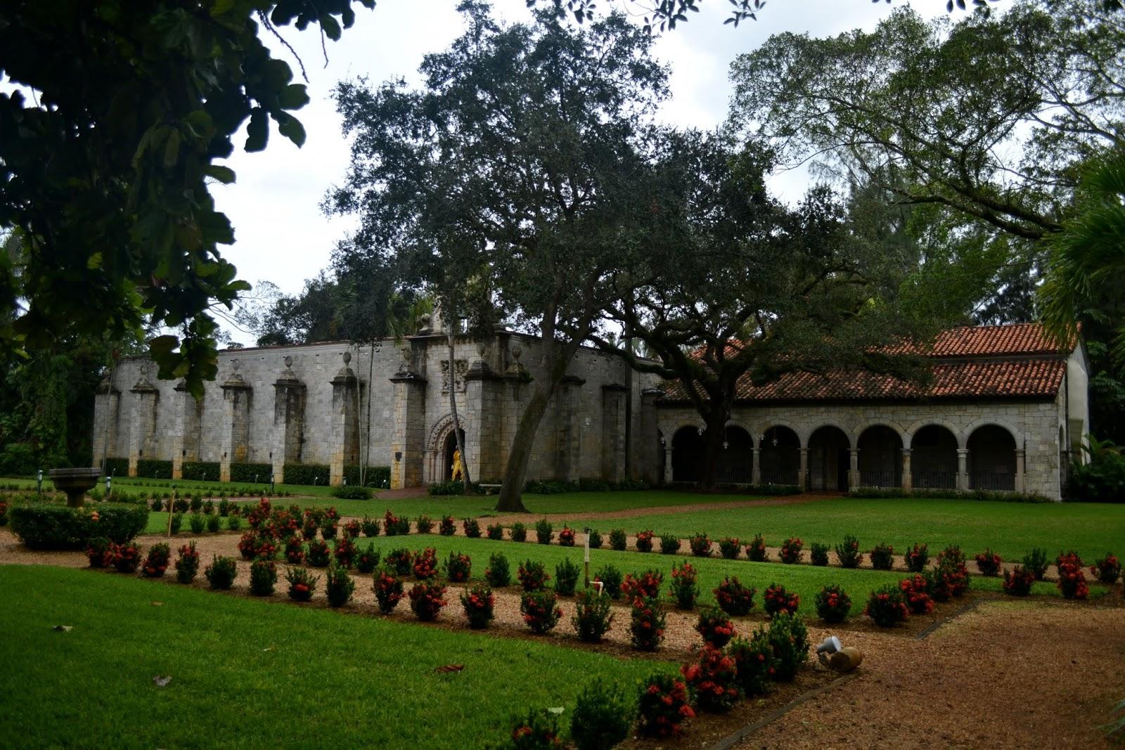 Самый старый испанский монастырь, Флорида (Ancient Spanish Monastery, FL)