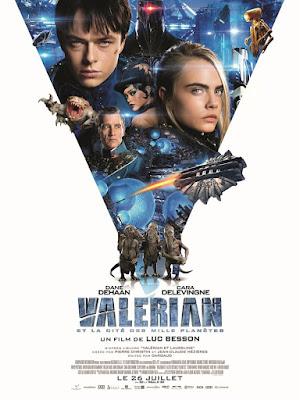 Valérian et la Cité des mille planètes streaming VF film complet (HD)