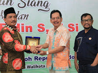 Wali Kota  Harapkan AMPHURI Jalankan Amanah & Kepercayaan Jamaah Dengan Baik