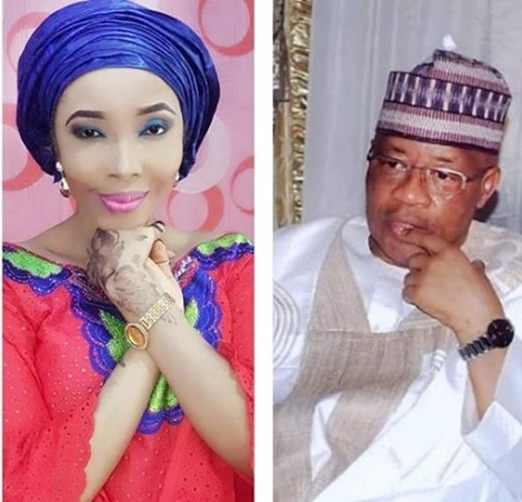See the Pretty Hausa Actress, Zeezee, Who Has Sparked Marriage Rumor with Ex-president IBB (Photos)