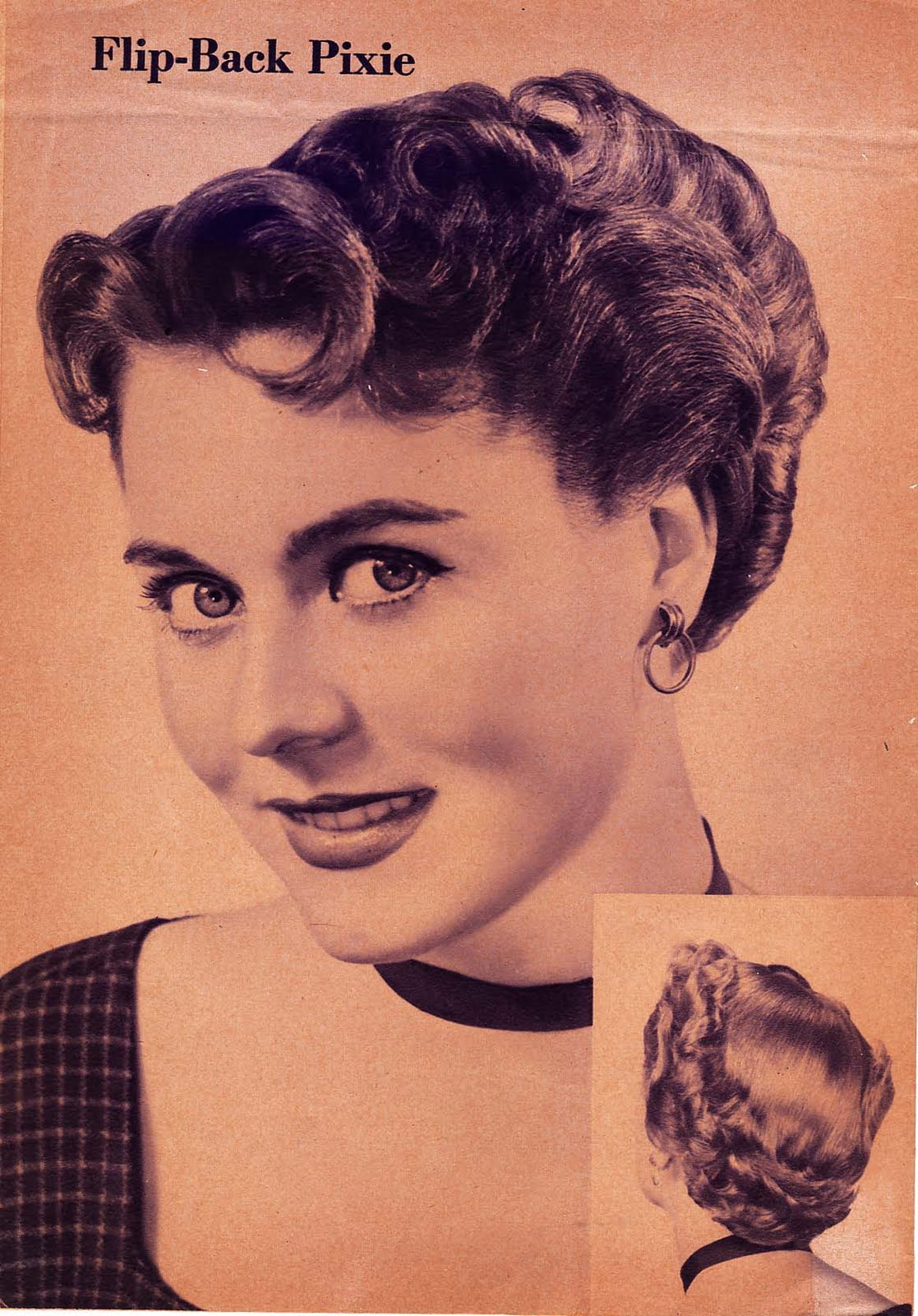 Pin Curl Diagram Strat Wiring 7 Way The Importance Of Being Vintage Pomps Curls And Waves