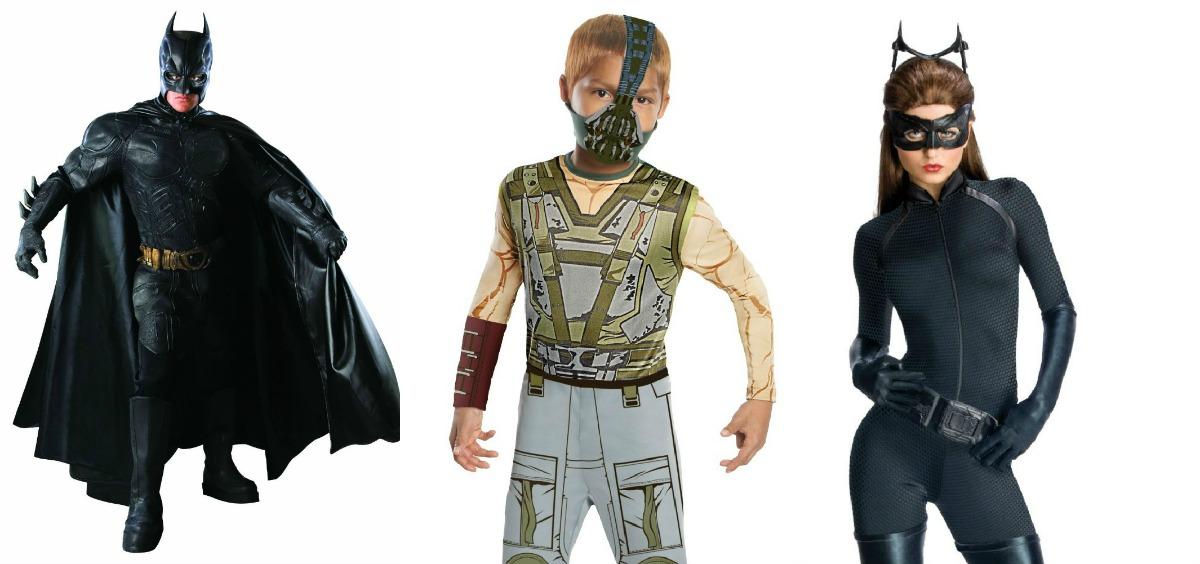 Multi-Colored Medium Batman The Dark Knight Rises Adult Bane Costume