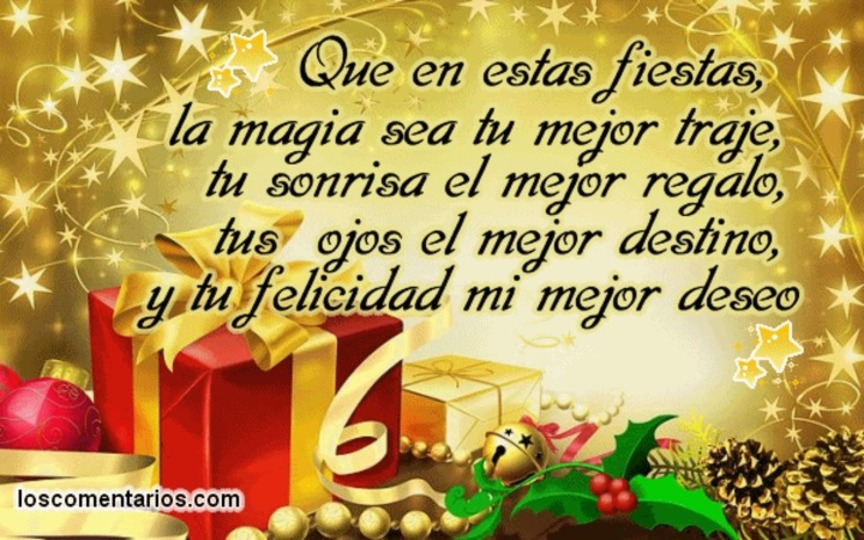 Felicitaciones Frases Navidad.Felicitaciones Navidenas Frases