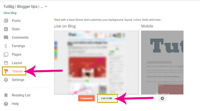 How to Disable Copy Paste in Blogger Contents in 2020