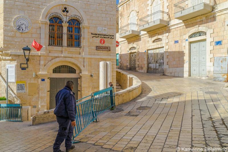 Security Half-Day Tour of Bethlehem Jesus Birthplace