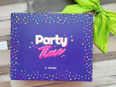 Shinybox: Party Time || Styczeń 2017