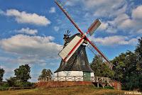 Mühle, Sehenswürdigkeiten Worpswede