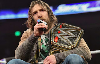 Daniel Bryan WWE Champion SmackDown Live Vegan Green Heel Planet